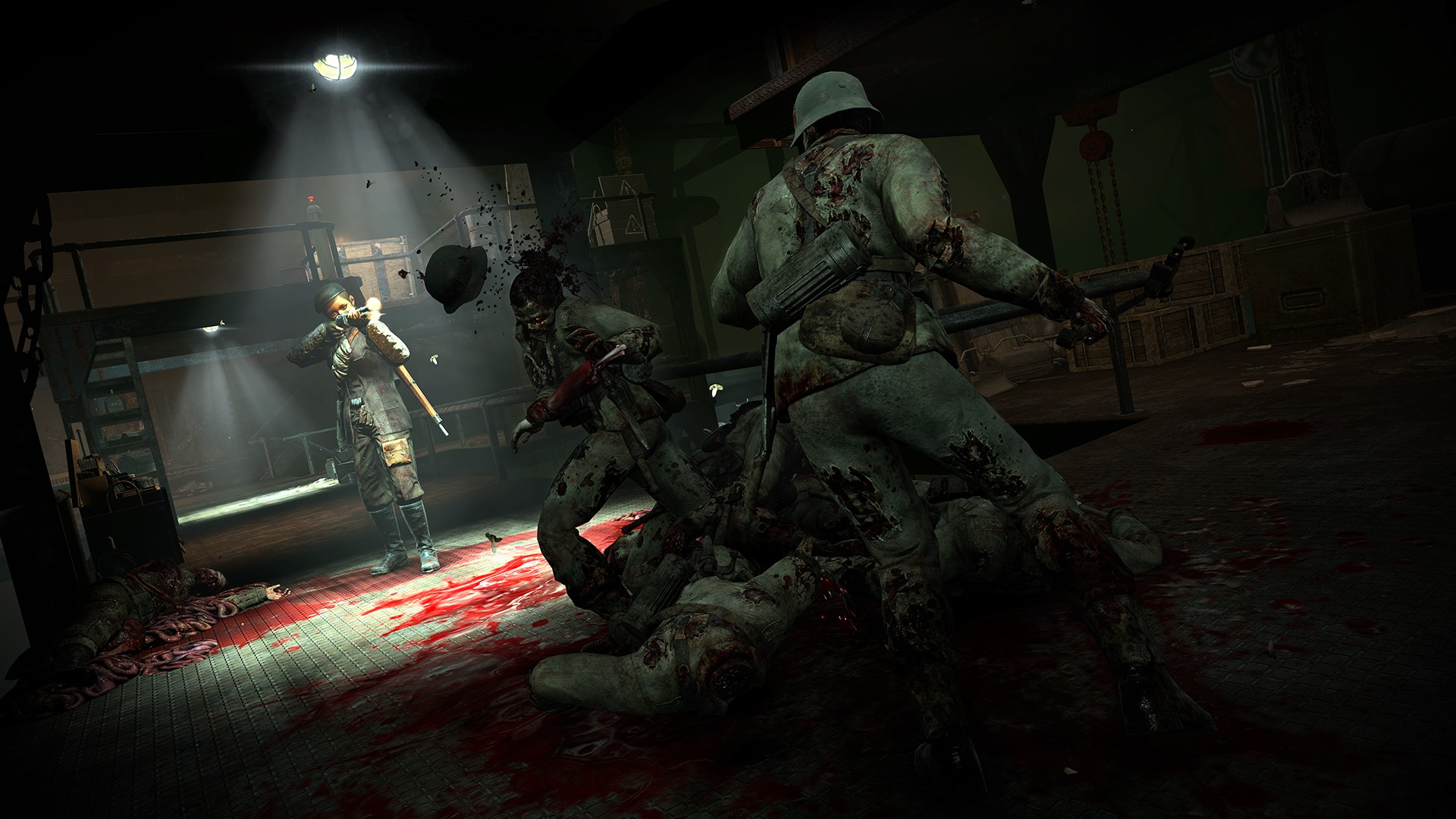 Zombie Army Trilogy Review - Better Dead (PS4 ...